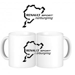 Taza Renault nurburgring
