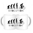 Taza Evolucion Ciclista