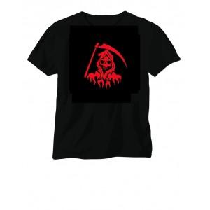 Camiseta Calavera Muerte