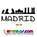 Vinilo SkyLine Madrid