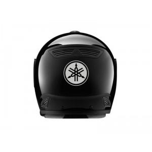 Pegatina Casco Yamaha Circulo