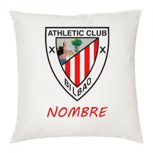 Cojin Athletic club Bilbao Personalizado