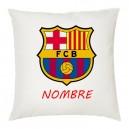 Cojin FC Barcelona Barça Personalizable