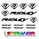 Pegatinas Ridley