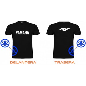 Camiseta Yamaha r1 Diapason