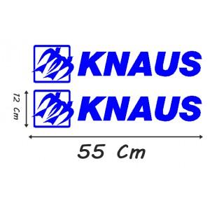 Vinilo Caravana Knaus 55 Cm