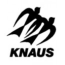 Vinilo Caravana Knaus Logo 20 Cm Mod 2