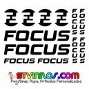Pegatinas Focus