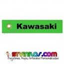 Llavero Tela Kawasaki