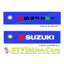 Llavero Tela Suzuki Marchas 65432N1