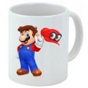 Taza Super Mario Odyssey Modelo 3