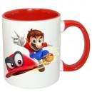 Taza Super Mario Odyssey Modelo 2