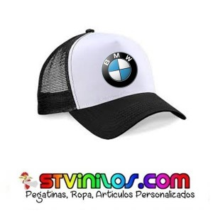 Gorra Logo BMW