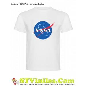 Camiseta Logo NASA