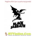 Pegatina Black Sabbath Logo