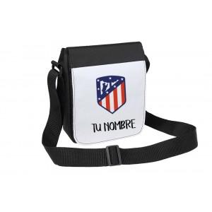 Bandolera Escudo Atletico de Madrid con nombre personalizado