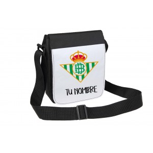 Bandolera Escudo Real Betis con nombre personalizado