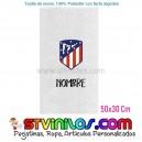 Toalla Atletico de Madrid Personalizada 50x30 Cm