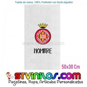 Toalla Girona Personalizada 50x30 Cm