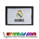 Cartera Real Madrid Billetera Personalizada