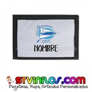 Cartera Deportivo Alaves Billetera Personalizada