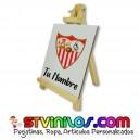 Caballete Sevilla FC azulejo personalizado con nombre