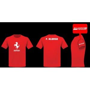 Camiseta Fernando Alonso Ferrari