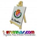 Caballete Real Valladolid azulejo personalizado con nombre