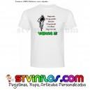 Camiseta No hay excusas VAMOS !!! Ciclismo btt mtb bici frase motivadora