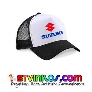 Gorra Logo Suzuki