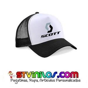 Gorra Logo Scott