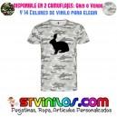 Camiseta Caza Conejo