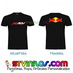 Camiseta Honda X-ADV Red Bull