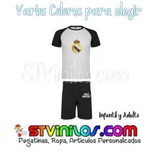 Conjunto Real Madrid Hala Madrid