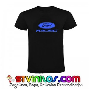 Camiseta Ford Racing Logo