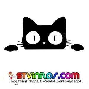 Pegatina Gato Gatito