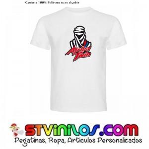 Camiseta Africa Twin Honda