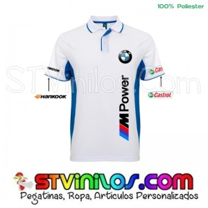 Polo BMW M Power Logo