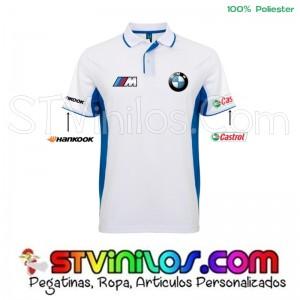 Polo BMW Serie M Logo
