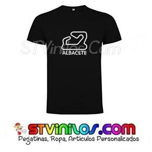 Camiseta Circuito Albacete