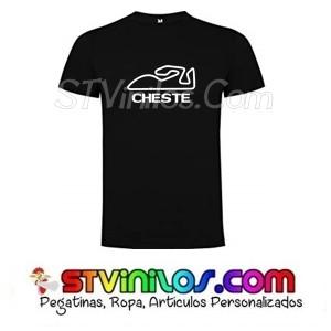 Camiseta Circuito de Cheste Ricardo Tormo Valencia