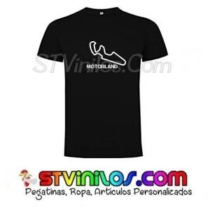Camiseta Circuito MotorLand Aragon