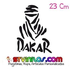 Pegatina Logo Dakar 23 Cm