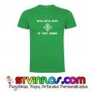 Camiseta Betis, Betis, Betis. In that order