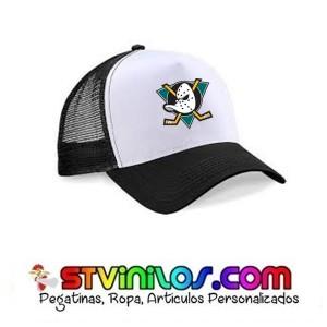Gorra Logo Mighty Ducks of Anaheim