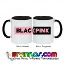 Taza BlackPink K-Pop Modelo 2 Grupo Musica Kpop Corea Korea