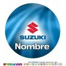 Oblea Suzuki Personalizada con nombre