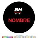 Oblea BH Personalizada con nombre
