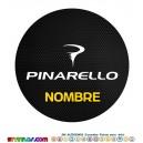 Oblea Pinarello Personalizada con nombre