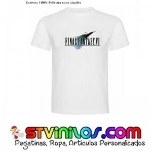 Camiseta Final Fantasy VII 7